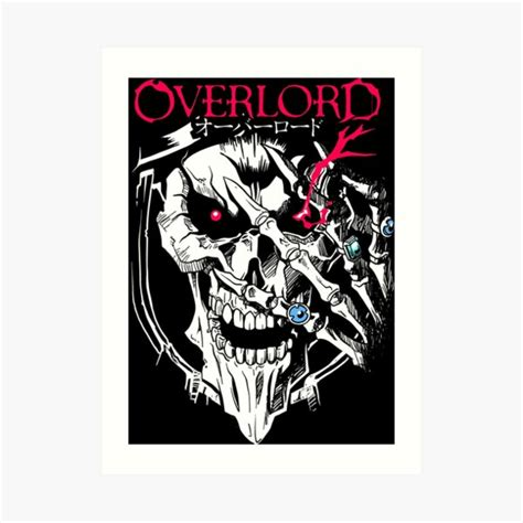 ainz ooal gown gifts merchandise redbubble