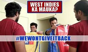 Mauka Mauka India vs West Indies funny ad: Watch video of ...