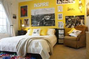 Yellow Black And White Bedroom Ideas by Teenage Room Ideas Of Decorations Midcityeast