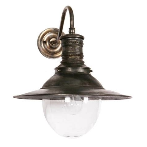 victorian station l wall light for indoor or outdoor use