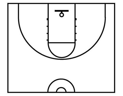 Word Template Of Basketball Court New Calendar Template Site Blank Basketball Court Search Results Calendar 2015