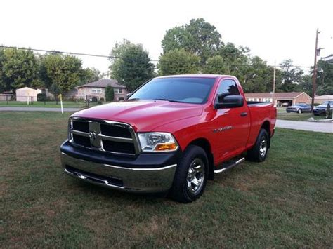 Sell Used 2011 Dodge Ram 1500 Like New Regular Cab Hemi 5