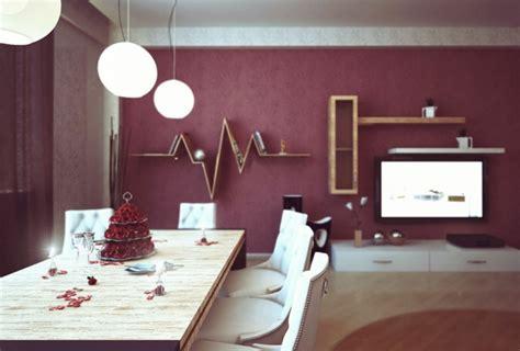 Frische Wanddekoration Mit Pflanzenoutdoor Dining Room With Green Plant Wall by Wanddekorationen F 252 Rs Esszimmer Peppen Sie Ihre W 228 Nde Auf