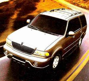 Buy 2001 Lincoln Navigator Limited Edition Factory