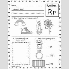 Kindergarten Beginning Sounds Worksheets Photo Worksheet Mogenk Paper Works