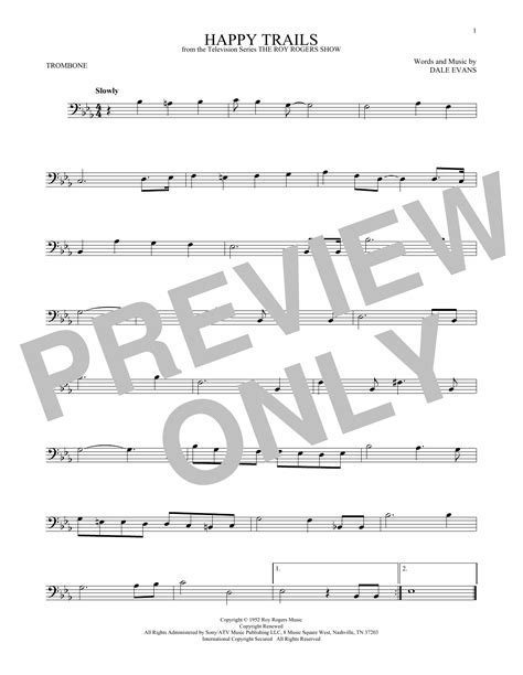 Who cares about the clouds if we're together just sing a song and bring the sunny weather happy trails. Happy Trails | Sheet Music Direct