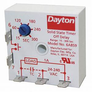 Solid State Timer Wiring Diagram