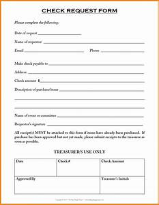 8  Request Form Template