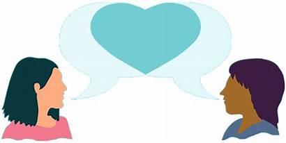 Clipart Talk Discussion Health Transparent Healthy Conversations