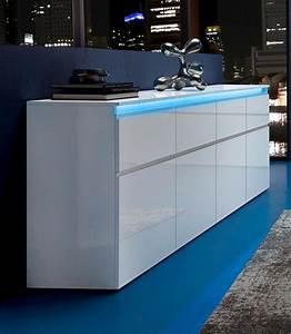 Sideboard Weiss Hochglanz Kostenlos Holzmuster Bestellen