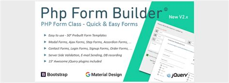 php forms builder useful php login forms codecanyon