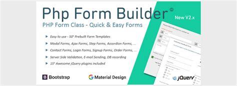 useful php login forms on codecanyon