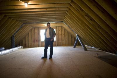 How to Decorate a Small Attic Room With a Pitched Ceiling