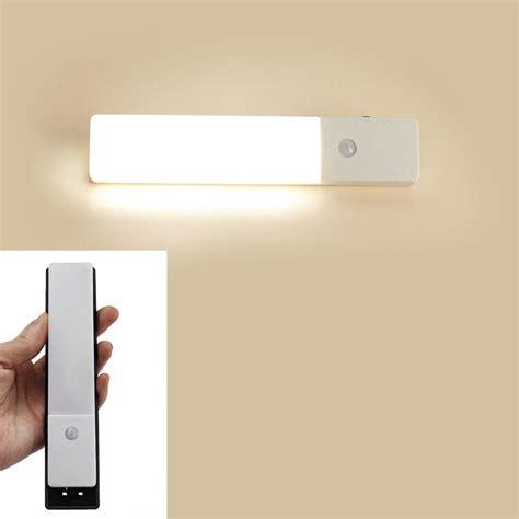 2017 bright ultra thin closet light 3 modes motion sensor