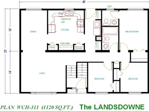 floor plans 1000 square small home floor plans 1000 square house plans