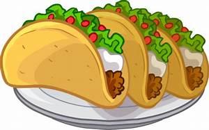 Mexican food tacos clipart clipartfest - ClipartBarn