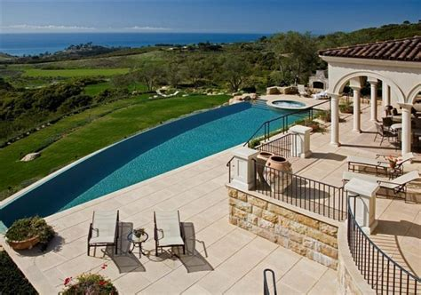 architectural plans for homes 12 5 million tuscan mansion in santa barbara ca homes