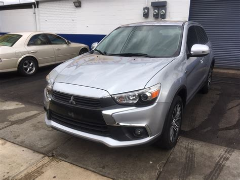 Used Mitsubishi Outlander For Sale by Used 2017 Mitsubishi Outlander Sport Es Suv 13 990 00