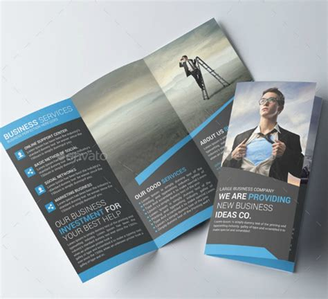 Trifold Template To Use On Wiki by Corporate Tri Fold Brochure 20 Brochure Exles In Psd