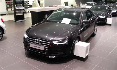 2014 Audi A4 Interior by Audi A4 2015 In Depth Review Interior Exterior