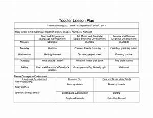 preschool curriculum themes sample of creative With creative curriculum lesson plan template for preschoolers
