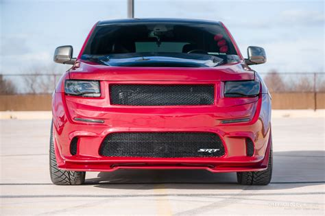 supercharged jeep cherokee 2012 jeep grand cherokee srt8 supercharged monster