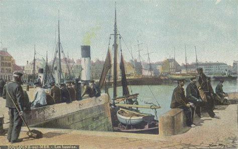 boulogne sur mer port p 234 che et bateaux boulogne sur