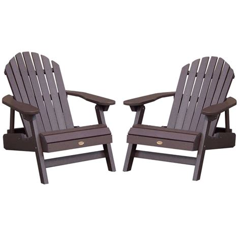 spguyusa highwood adirondack chair in acorn