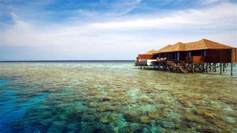 Overwater Villas Closest To Sri Lanka  Overwater Bungalows