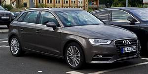 Audi A3 8v : file audi a3 sportback 2 0 tdi ambition 8v ~ Nature-et-papiers.com Idées de Décoration