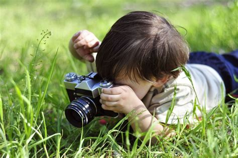 photography activities  kids digital photography