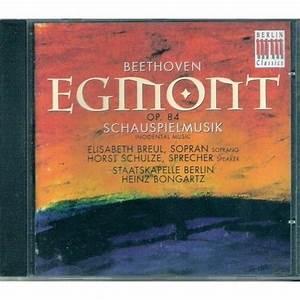 Beethoven - Music To Goethe's Tragedy ''Egmont'', Bongartz ...