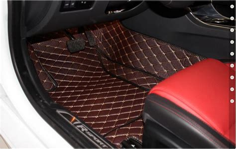 custom special floor mats for lexus rx350 2016 easy to