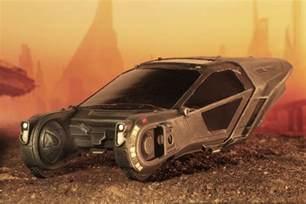 2049 Blade Runner Spinner