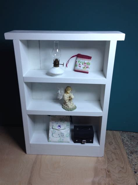 18 Inch Bookcase by With Dolls Bookcase Shelf Doll Furniture For
