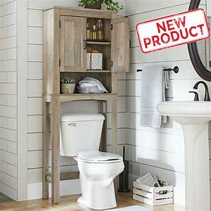 Over, Toilet, Bathroom, Cabinet, Bath, Space, Saver, Storage, Organizer, Adjustable, Shelf, 43197161277
