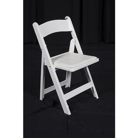 rent white wooden folding chairs in chicago il all