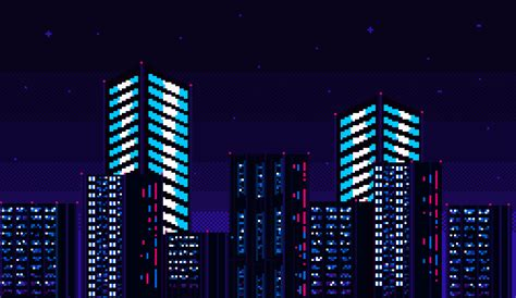 City Animated Wallpaper - metalbrasier2x0 deviantart