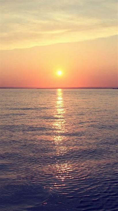 Sunrise Wallpapers Sea Mobile Iphone Se Samsung