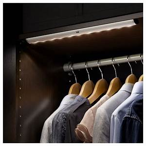 Ikea Led Strip : norrfly led light strip aluminium colour in 2019 strip lighting led light strips wardrobe ~ Watch28wear.com Haus und Dekorationen