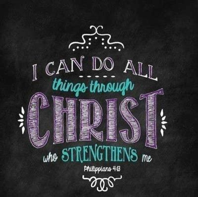 I Can Do All Things In Christ  Personal Spirituality