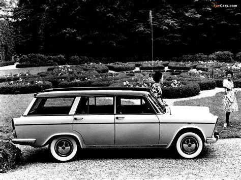 Fiat 1800 1959 On Motoimgcom