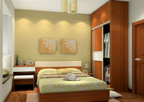 Simple Interior Design For Small Bedroom Archives