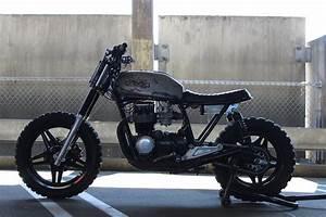 Honda Cb 650 : honda cb650 nighthawk scrambler bikebound ~ Melissatoandfro.com Idées de Décoration