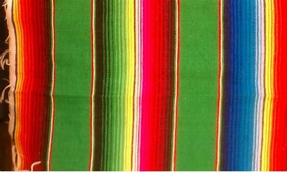 Serape Mexican Sarape Fabric Backgrounds Loved Looking