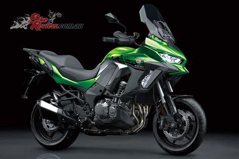 Kawasaki Versys 1000 2019 by Model Update 2019 Kawasaki Versys 1000 Se Bike Review