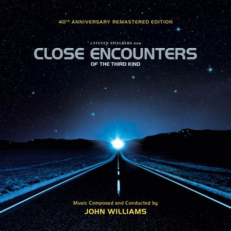 John Williams Close Encounters Of The Third Kind (40th