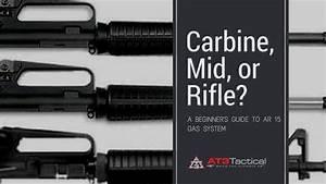 Mid Length Vs Rifle Length Vs Carbine Length Gas System
