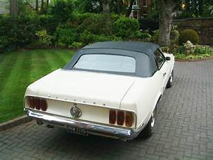 1969 Ford Mustang GT Convertible – Specialized Vehicle Solutions