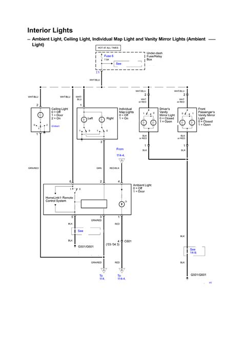 Light Wiring Diagram by Repair Guides Wiring Diagrams Wiring Diagrams 109